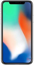 Apple iPhone X 64GB Silver UA-UCRF