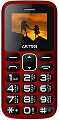Astro A185 Red