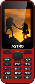Astro A242 Red