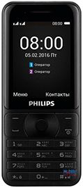 Philips E181 Xenium Black