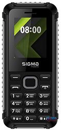 Sigma mobile X-Style 18 Track Black-Green